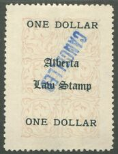 CANADA REVENUE AL16 USED POS 8