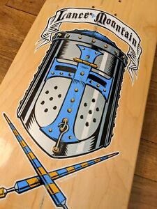 The Firm x Lance Mountain Deck