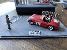 Art Model Special 1:43 Ferrari 166MM Spider Le Mans 1949 Chinetti/Selsdon