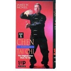 Chen Style Tai Chi Chuan Form 1-22 movements #1 DVD James McNeil kung fu