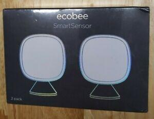 Ecobee Smart Sensor 2-Pack EB-RSHM2PK-01 Free Shipping Brand New SEALED