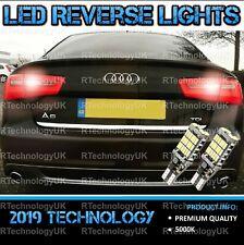 PREMIUM AUDI A6 C7 Xenon White LED Reverse Light Bulb LEDs
