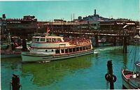Vintage Postcard - Boats & Ships - Gold Coast Cruises San Francisco Bay #2775