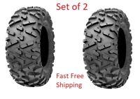 Maxxis Bighorn 2.0 Radial Tire   25x10-12   ATV UTV Tires   25x10x12   Set of 2