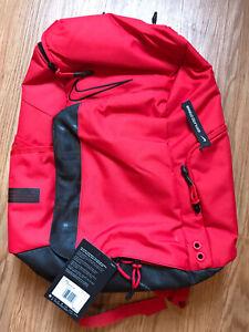 Nike Elite Pro BasketBall Backpack BA6164-657 Red   Black   White