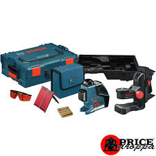 Bosch GLL 3-80 Leveling/Alignment Laser with WM1 Positioning Device