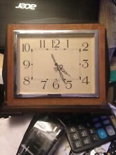 smiths mantel clock