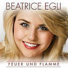 Feuer und Flamme - Die Siegerin aus der großen TV-Casting-... | CD | Zustand gut