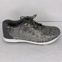 Alegria Essence Women's 7-7.5 37 Icy Fashion Shoes Snake Pattern ESS-924