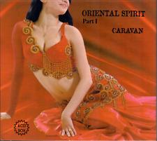 ORIENTAL SPIRIT CARAVAN 1: Over 4 Hours Professional BellyDance Music ~ 4 CD BOX