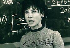 CAROLE ANN FORD DOCTOR WHO SUSAN SIGNED AUTOGRAPH 6 x 4 PRE PRINTED PHOTOGRAPH