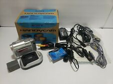 Sony DCR-HC20 Handycam Mini DV Camcorder w/Many Extras, Tapes TESTED