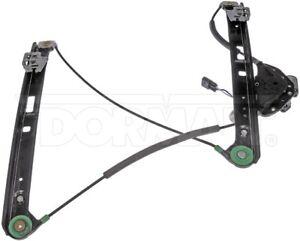 For BMW E36 E46 Front Driver Left Window Motor and Regulator Dorman OE-Solution