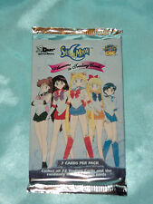 Sailor Moon Awesome Trading Cards sealed pack (series 1) by Dart Flipcards