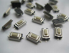 Tactile Push Button Switch Momentary Tact 3x6x2mm 2pin SMD Surface Mount 50pcs