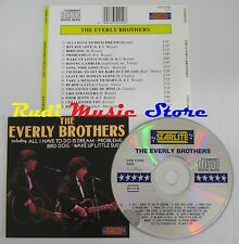 CD THE EVERLY BROTHERS 1988 STARLITE CDS 51049 NO lp mc dvd