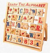 Wooden Toys Alphabet Teacher  NEW   251
