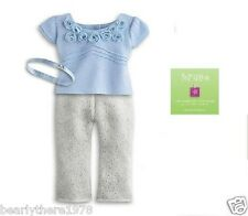 American Girl Recital Outfit for Dolls + Charm  Brand NEW in Box