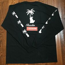 Paradis3 Paradise Liberty Palm L/S Tee T-Shirt New York Supreme SS17 Size XL