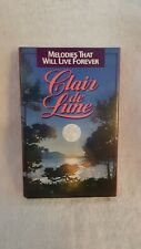 CASSETTE TAPE - Claire de Lune - Melodies that will live Forever - pre-owned GC.