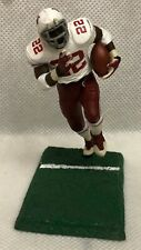 "McFARLANE NFL 3"" INCH EMMITT SMITH ARIZONA CARDINALS WHITE JERSEY FIGURE LOOSE"