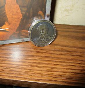 Rather Dashing Games- Dwarven Miner Reforged Larry Elmore Challenge Coin