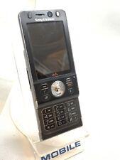 Sony Ericsson Walkman W910i - Black (Unlocked) Mobile Phone