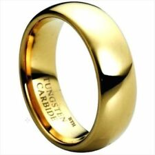 BestToHave Tungsten Band Rings for Men