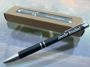 Teachers gift - personalised pen, Than you gift, pes, Teachers pens, school gift