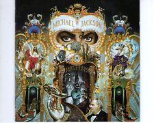 CD MICHAEL JACKSON dangerous VG++  (A1589)