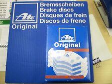 ATE Discos de Freno con Forro Audi A4 B8 y A5 Sportback Kit para Traseras