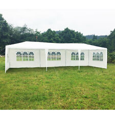 10'x30' Heavy Duty Canopy Party Tent Pavilion Gazebo Wedding Outdoor New