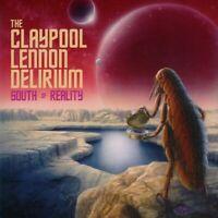 THE CLAYPOOL LENNON DELIRIUM - SOUTH OF REALITY   CD NEU