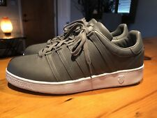 K-Swiss Men's Classic Vintage Shoe Gray