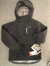 The North Face Dryzzle Waterproof GTX Rain Jacket ~ Women's XS - $199.00 Black