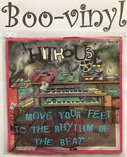 "HITHOUSE Move Your Feet To The Rhythm Of The Beat 7"" VINYL Vg Con"
