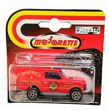 Majorette #246 District 3 Fire Department Engine  224 Diecast Range Rover