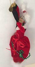 Katherine's Collection Wayne Kleski Retired Mae Christmas Ornament NOS