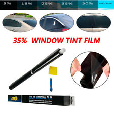 Universal Car Solar PET Ceramic/UV Proof Solar Tint Film VLT 35% RV Auto Window