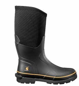 "Carhartt Men's Mudrunner 15"" Electrical Hazard WaterProof Rubber Boot CMV1151"