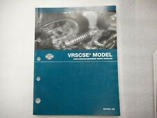 2006 Harley Davidson V Rod VRSCSE2 Models Parts Catalog 99458-06