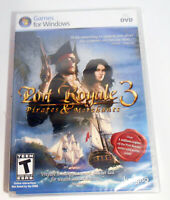PC Game Port Royale 3 - Pirates and Merchants (2012) Simulation SEALED