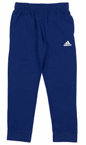 Adidas Youth Game Ready Slim Fit Cuffed Fleece Pants, Color Options