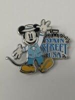 Dapper Mickey Mouse Main Street USA Disney Pin Trading