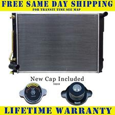 Radiator With Cap For Toyota Fits Sienna 3.3 V6 6Cyl 2925