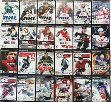 Nhl Hockey games (Playstation 2) Ps2 Tested