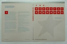 Collectable COVER... THE WORDSTAR HANDBOOK early 1980s PRINTER'S PROOF