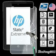 Tempered Glass Screen Protector For HP Slate 7 Extreme Tablet