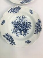 """BOOTHS PEONY A8021  MADE IN ENGLAND FINE CHINA Saucer Plate 5 3/4"""""""