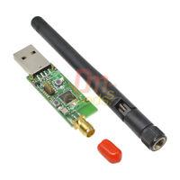 Wireless Zigbee USB CC2531 Sniffer Board Analyzer Module with External Antenna